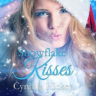 Snowflake Kisses audiobook cover art