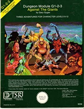 Against the Giants : Advanced Dungeons & Dragons Module G1-2-3 - Book  of the Advanced Dungeons and Dragons Module #C4