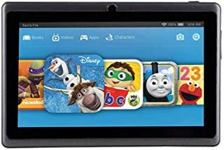 Atouch Q-19 7-inch 8GB ROM 1 GB RAM Wifi Android Tablet Black Color