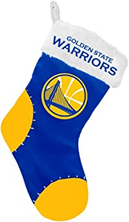 Best FOCO NBA Golden State Warriors Team Logo Plush Holiday StockingTeam Logo Plush Holiday Stocking, Team Color, One Size Review