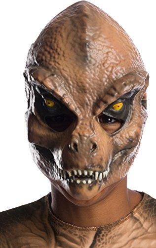 Máscara de dinosaurio T-Rex para niños, complemento