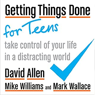 Getting Things Done for Teens cover art