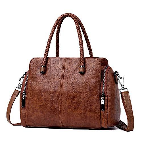 Casual Tote Bag PU Leather Luxury Handbags Designer Handbags Ladies Crossbody Hand Bags for Women
