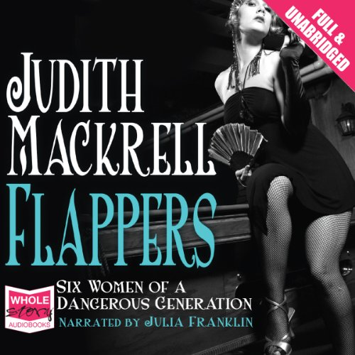 Flappers audiobook cover art