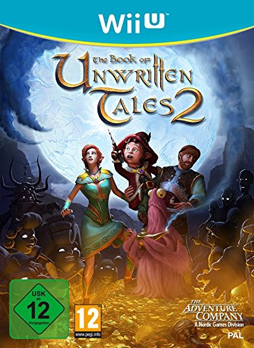 Book of Unwritten Tales 2 - [Wii U] [Edizione: Germania]