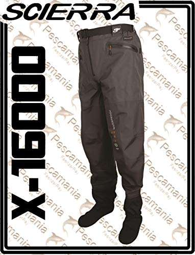Scierra Wathose X-16000 Waist Wader Stocking Foot - XXL