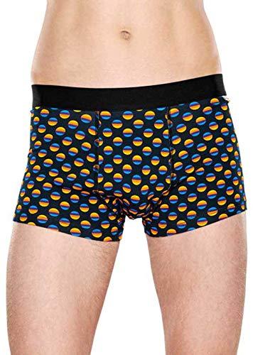 Happy Socks Sud 87 Sunrise DOT Trunk boxershorts voor heren