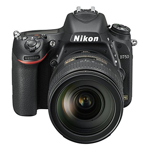 Nikon D750 + AF-S 24-120 VR - Cámara Digital 21