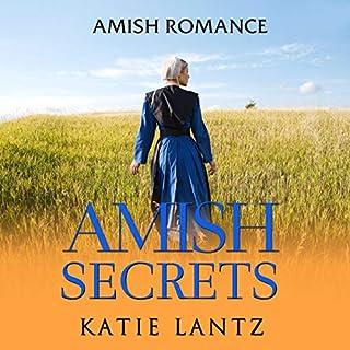 Amish Secrets: Amish Romance audiobook cover art
