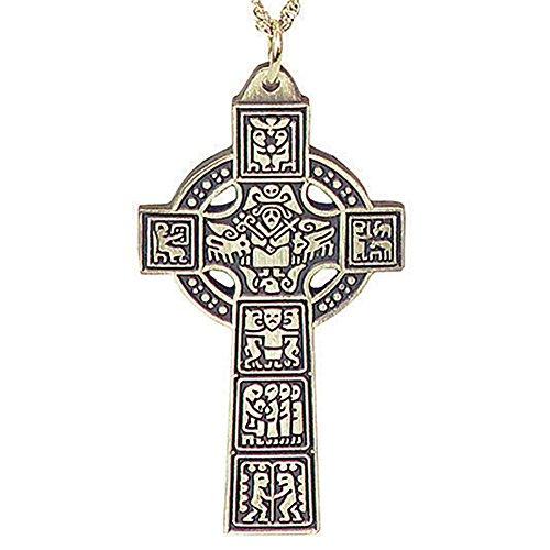Terra Sancta Guild Pectoral High Cross of Ireland