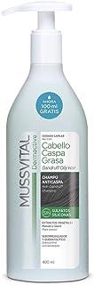 Mussvital Dermactive Champu Caspa Grasa 400 ml