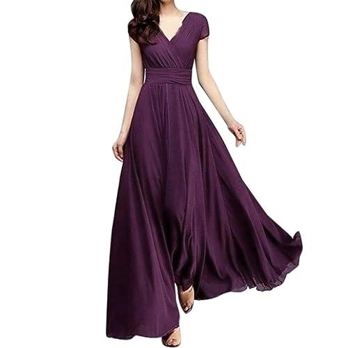 Vestiti Eleganti Su Amazon.Vestiti Eleganti Donna Da Cerimonia Taglie Forti Amazon It
