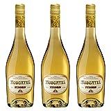 Pinord Moscatel Vino Dulce de Postre - 3 botellas x 750 ml - Total: 2250ml