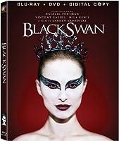 Black Swan (Blu-ray + DVD + Digital Copy Combo Pack) [Blu-ray]