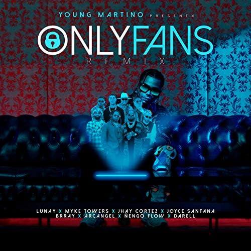 Young Martino, Lunay & Myke Towers feat. Jhay Cortez, Arcangel, Darell, Ñengo Flow, Brray & Joyce Santana