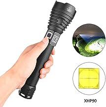 Bright Light Zoom Flashlight Charging Power Display Multi-Function Flashlight Handheld Lamp