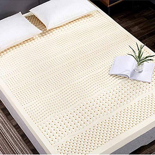 GIYL matras van ademend latex matras Natuur en Sano Thick10 cm voor slaapkamers