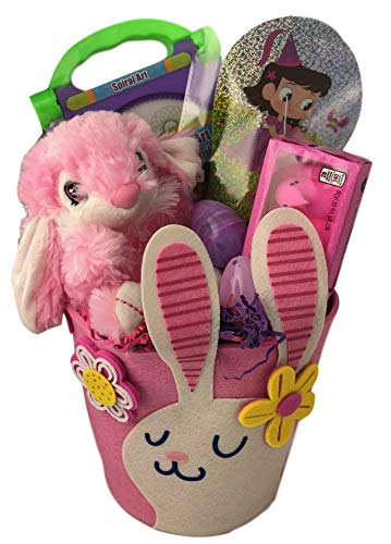 Kids Easter Basket for Girls...