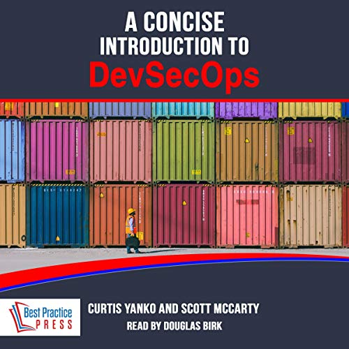 A Concise Introduction to DevSecOps Titelbild