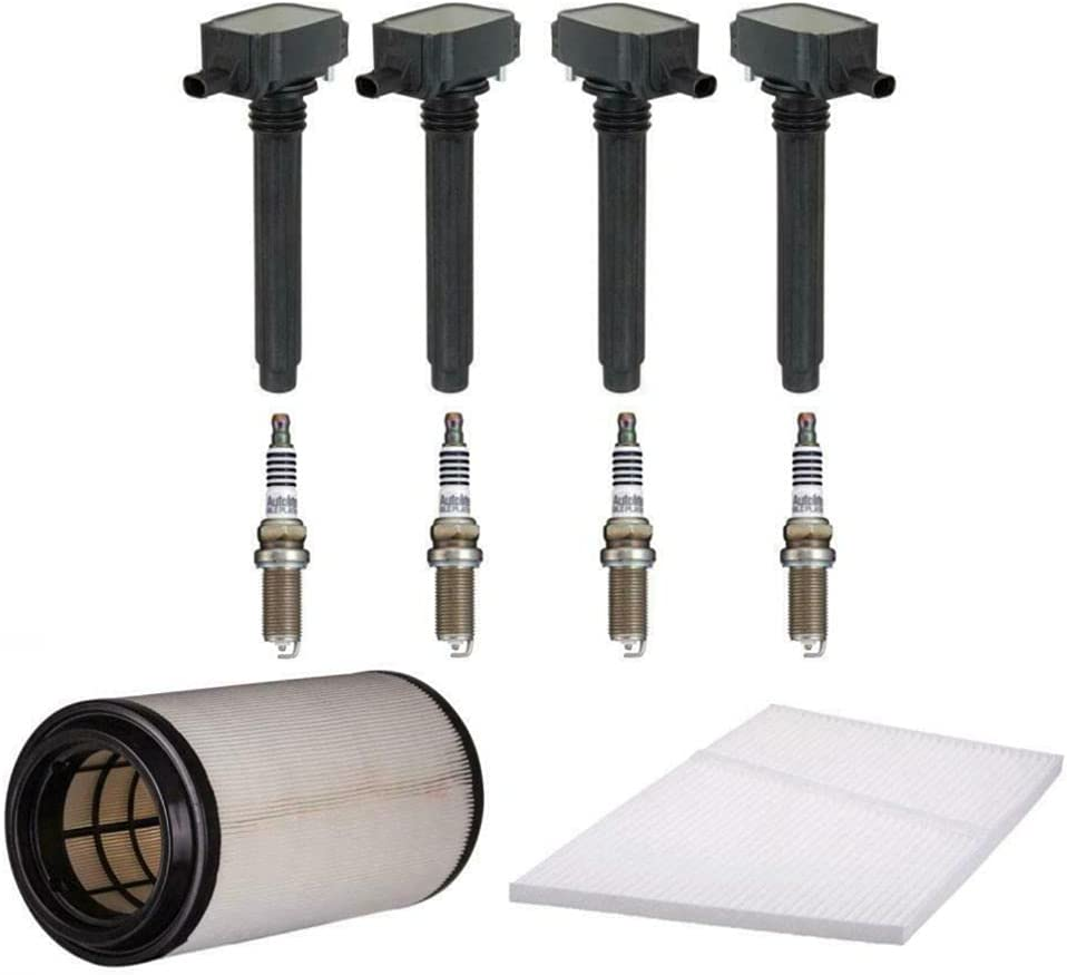 Ignition Coils Spark Plugs Air with Sedan SE Filters Tulsa Mall Compatible Ranking TOP20