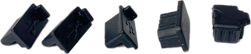 jiheousty 5Pcs Tappo Antipolvere Tappo Copertura in Silicone per Console -Xbox Serie S/X Aming