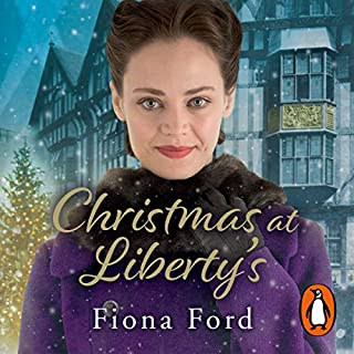 Christmas at Liberty's audiobook cover art