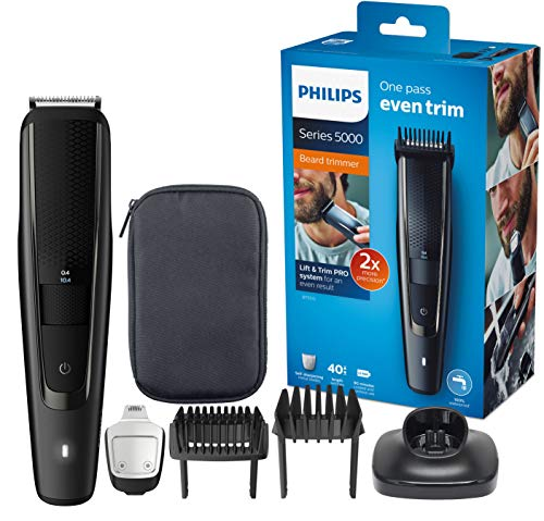 Philips BT5515/15, Tondeuse Barbe Series 5000 avec Guide de...