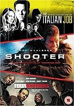 Mark Wahlberg Action Triple Set [Reino Unido] [DVD]