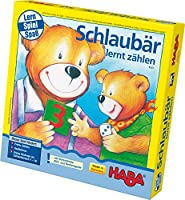 L'Ours savant apprend ??E?? compter by HABA