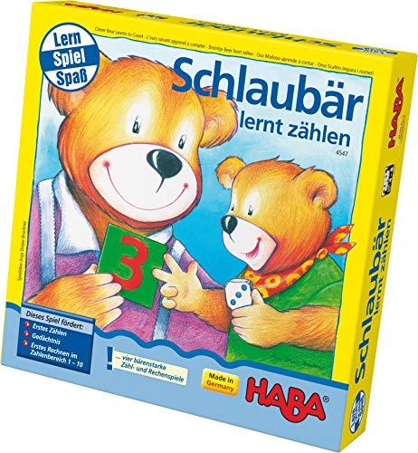 HABA 4547 - Schlaubär lernt zählen