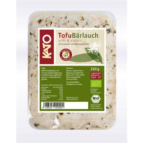 Kato Tofu Bärlauch, 250g