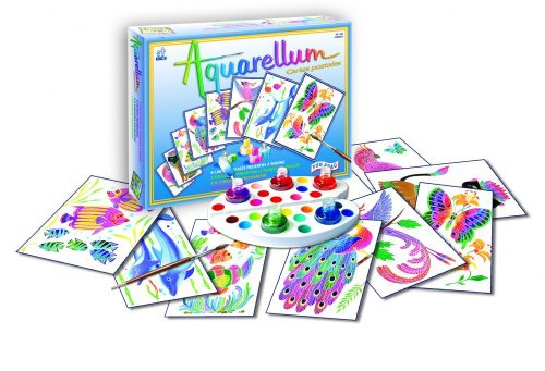 Fun Frag - Aquarellum Cartes Postales Animaux