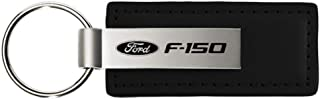 Ford F-150 Black Leather Key Chain