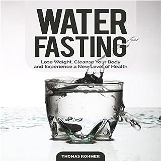 Water Fasting audiobook cover art