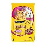 Oferta FRISKIES Seleção Saborosa Mix Carne 3kg - Caixa c/06 Unidades por R$ 300.95