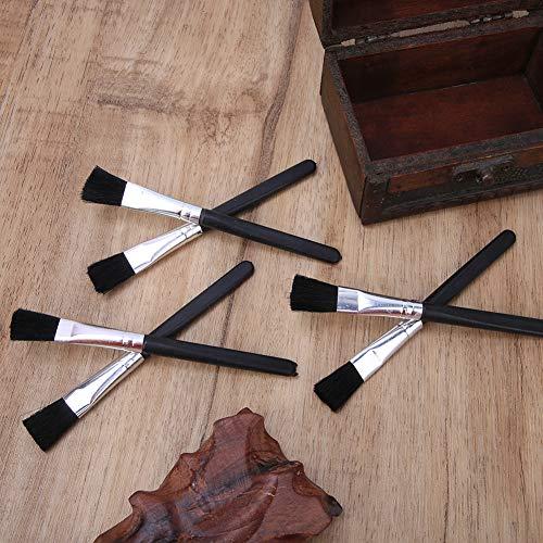 Herramienta de reparación de piezas de relojes, Cepillo de limpieza de piezas...