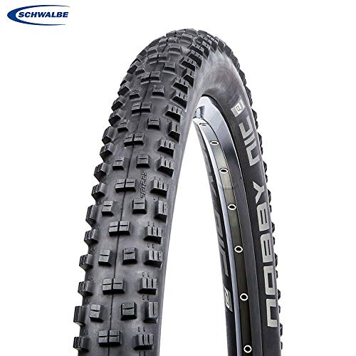 Schwalbe Unisex– Erwachsene Nobby NIC Hs463 Reifen, schwarz, 29x2.25 Zoll