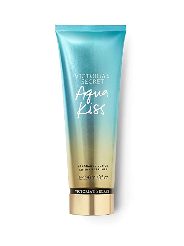 旋律的できたキャップアクアキス フレグランスローション ( 96F-Aqua Kiss ) VICTORIA'S SECRET ヴィクトリアシークレット/ビクトリアシークレット [並行輸入品]