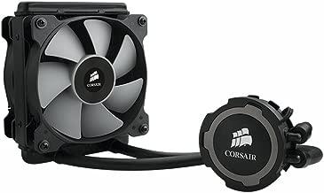 CORSAIR Hydro Series H75 AIO Liquid CPU Cooler, 120mm Radiator, Dual 120mm PWM Fans