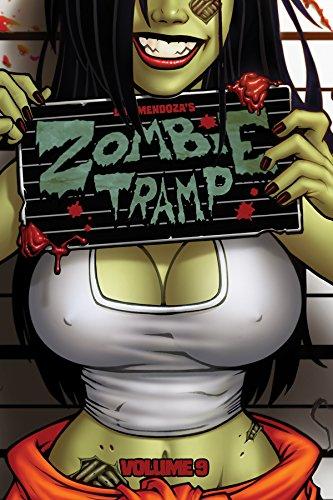 Zombie Tramp Vol. 9: Skanks, Shanks, & Shackles (English Edition)