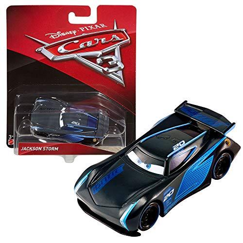 Cars3 DXV34 Coche Personajes