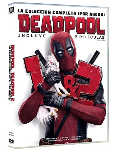Deadpool 1+2 [DVD]