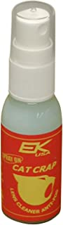 EK USA, Cat Crap Multi-Use Anti-Fog Spray, for any Optics, Coatings, Eyeglass Lens Cleaner, Spray On - 1 Ounce Bottle