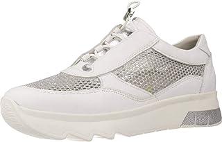 Zapatos de Cordones para Mujer, Color Blanco, Marca STONEFLY