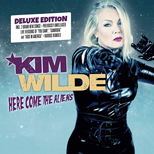 Kim Wilde - Here Come The Aliens Deluxe Edition