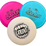 Discs For Disc Golfs
