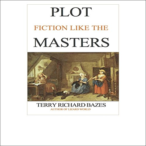 Plot Fiction Like the Masters audiobook cover art