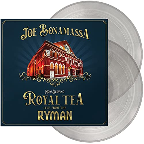 Now Serving: Royal Tea Live From The Ryman (Transparent Vinyl) [Vinilo]