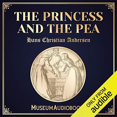 Page de couverture de The Princess and the Pea