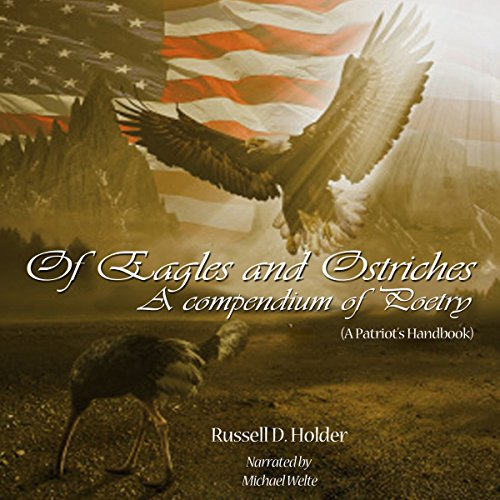 Of Eagles and Ostriches audiobook cover art